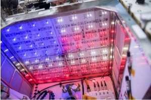 国际空间站、英特尔用LED灯阵列庆祝美国独立日峨眉山